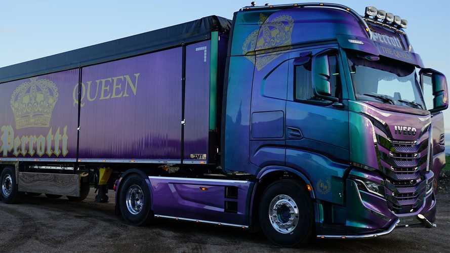 Iveco S-Way The Queen & The Princess