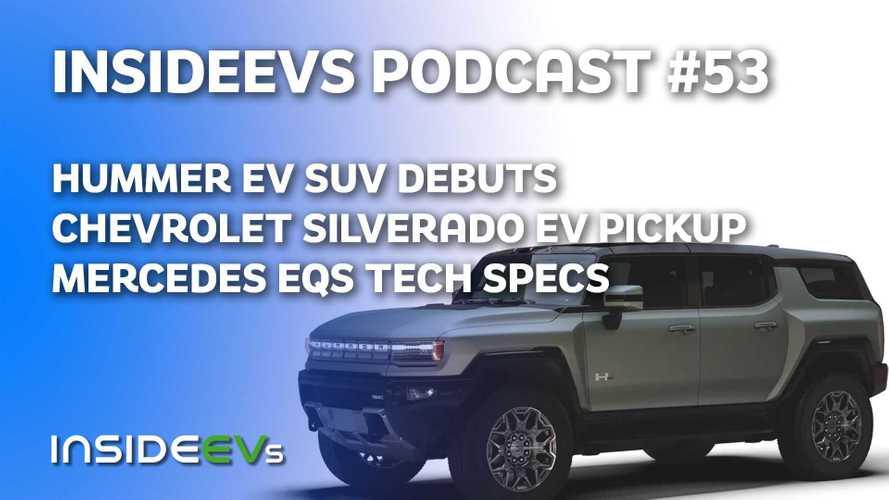 GMC Hummer EV SUV Debuts, Chevy Silverado EV confirmed