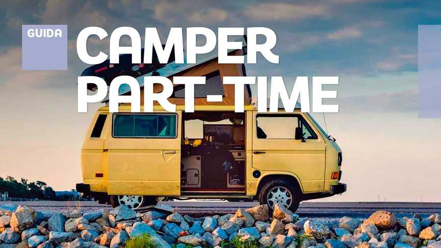 Vacanze, tutte le offerte per il camper sharing e noleggio