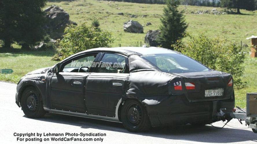 SPY PHOTOS: Next Gen Ford Mondeo