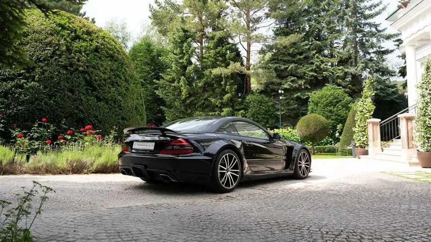 La Mercedes SL 65 AMG Black Series de Toto Wolff est à vendre