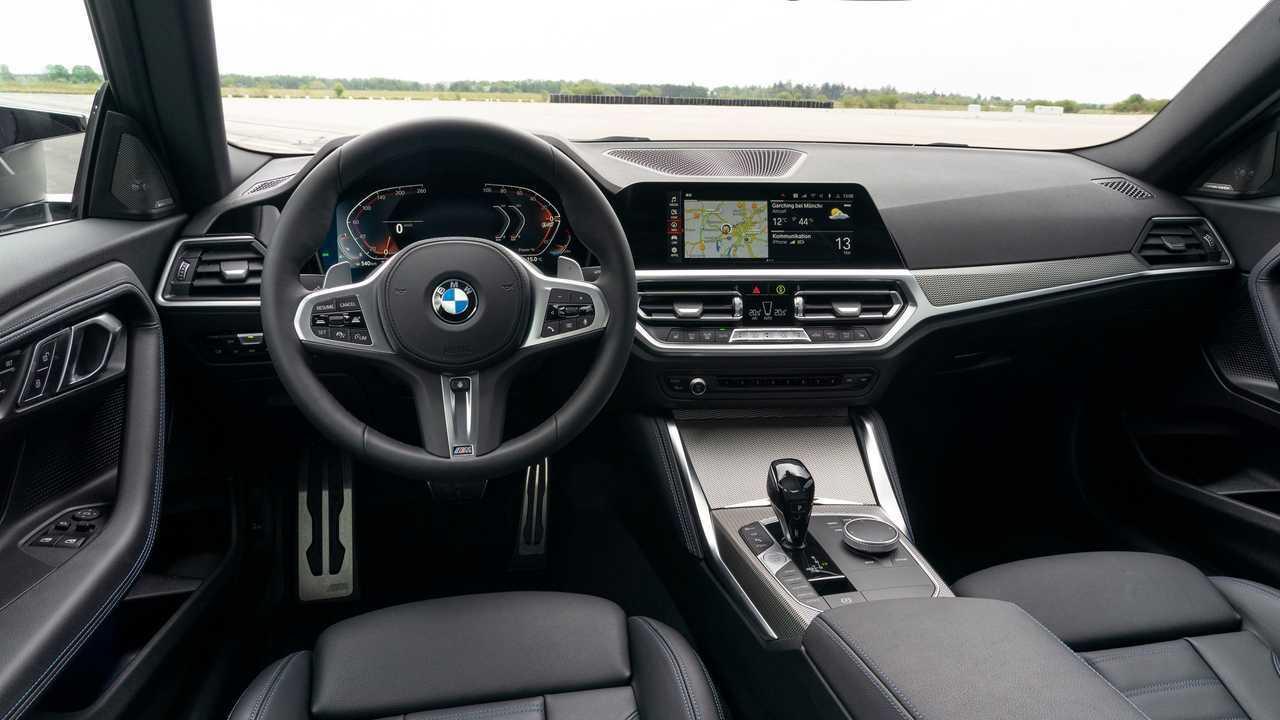 2022 BMW M240i Interior Dashboard