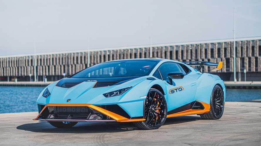 Lamborghini ya ha vendido la mayor parte de su producción de 2021