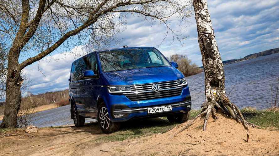 Volkswagen Caravelle (T6.1) для России