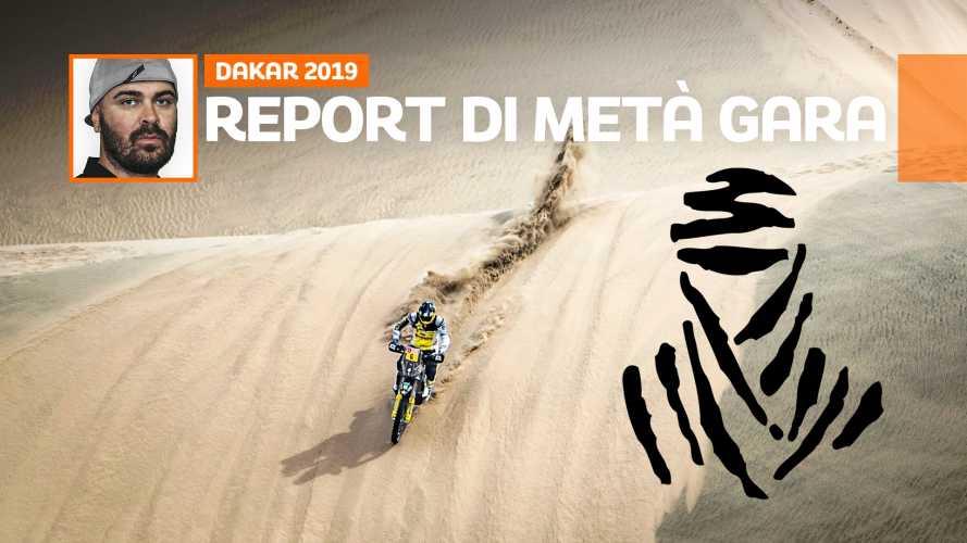 """La Dakar secondo Manuel Lucchese: il punto al """"giro di boa"""""""