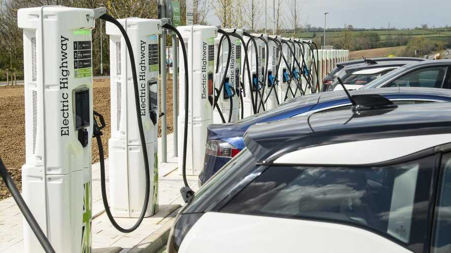 UK EV ownership surges in North West, but North East lags behind