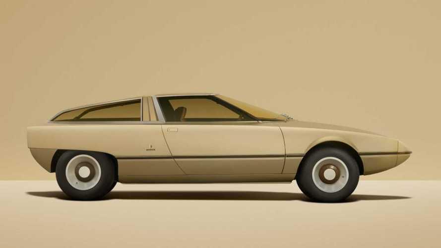 Vergessene Studien: Citroën GS Camargue (1972)