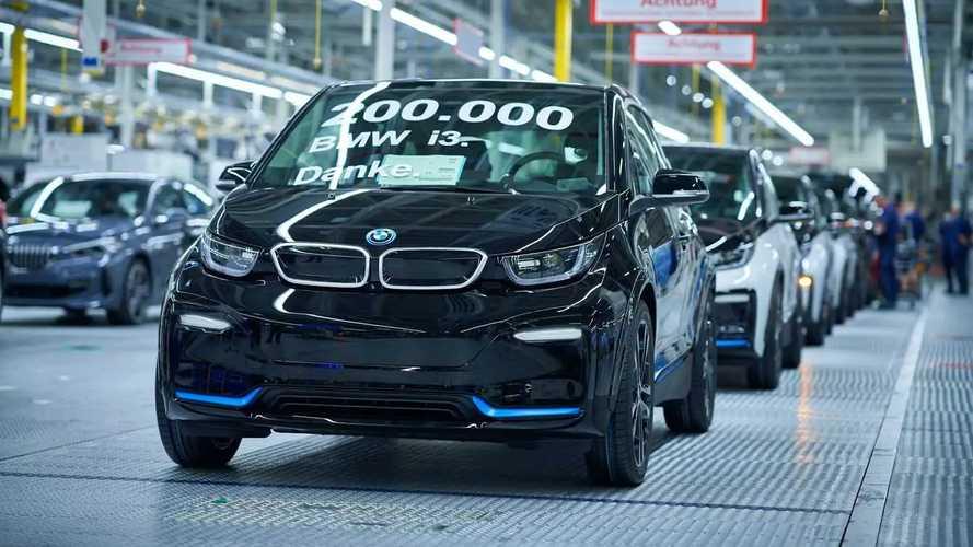BMW i3 - produção em Leipzig