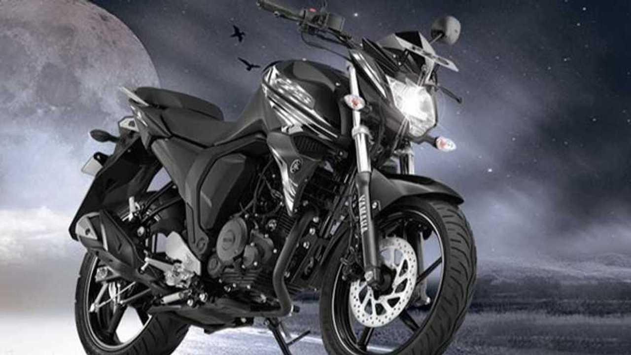 Yamaha FZ-S Dark Knight
