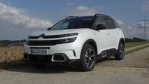 Citroen C5 Aircross Hybrid 225 (2021): Plug-in-Hybrid mit 224 PS im Test