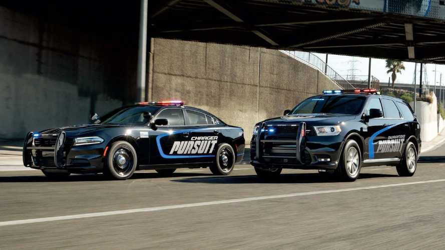 2021 Dodge Charger, Durango Police Vehicles Receive Small Upgrades