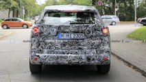 2022 BMW X1 photos espion