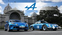 renault alpine slideshow