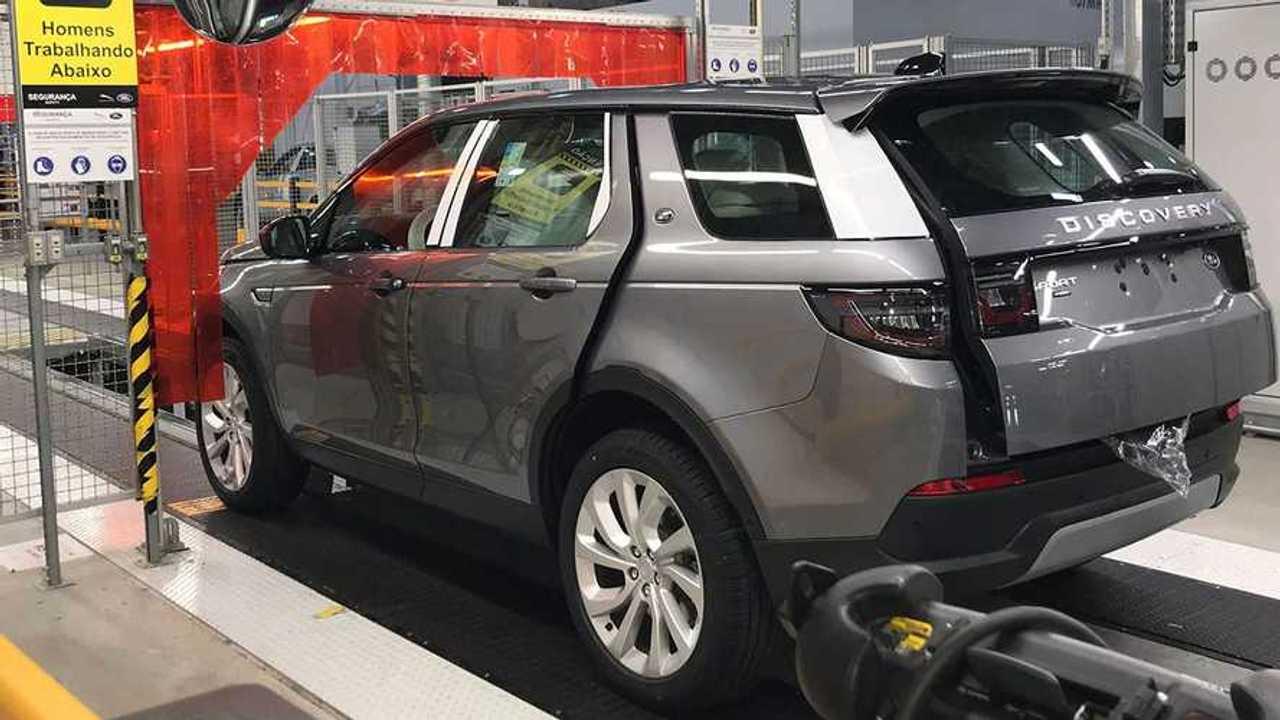 Jaguar Land Rover - Fábrica em Itatiaia