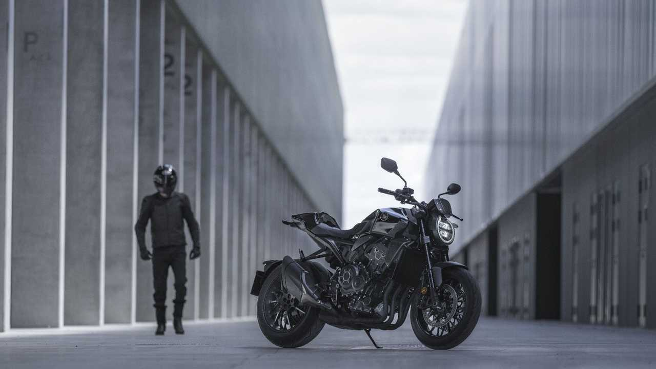 honda cb1000r 2021 black edition