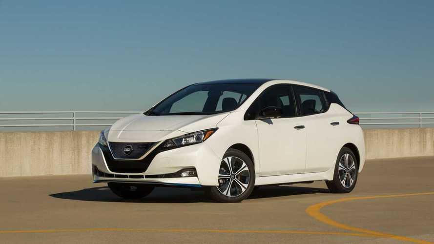 Nissan Dealer Leasing Leaf For 99 Cents If You Buy A Titan