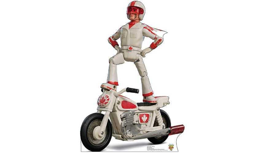 Evel Knievel vs Toy Story: il figlio fa causa a Disney
