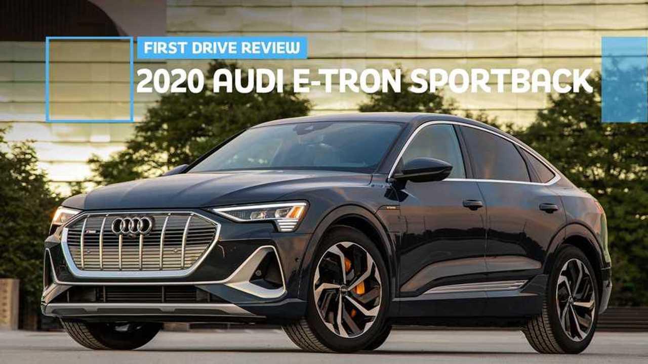 2020 Audi E-Tron Sportback Edition One Review