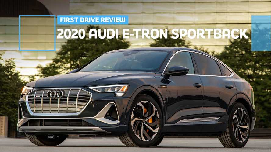 2020 Audi E-Tron Sportback First Drive Review: Feist-E Style