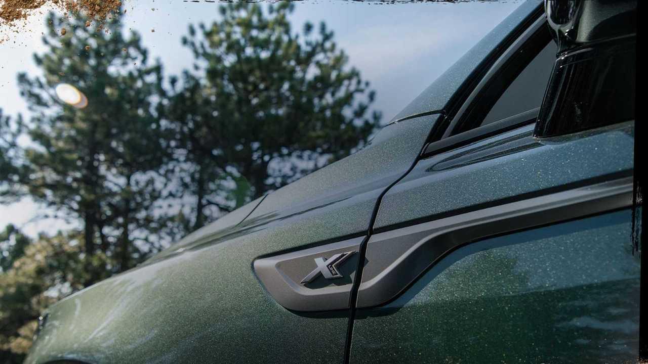 2021 Kia Sorento X-Line teaser