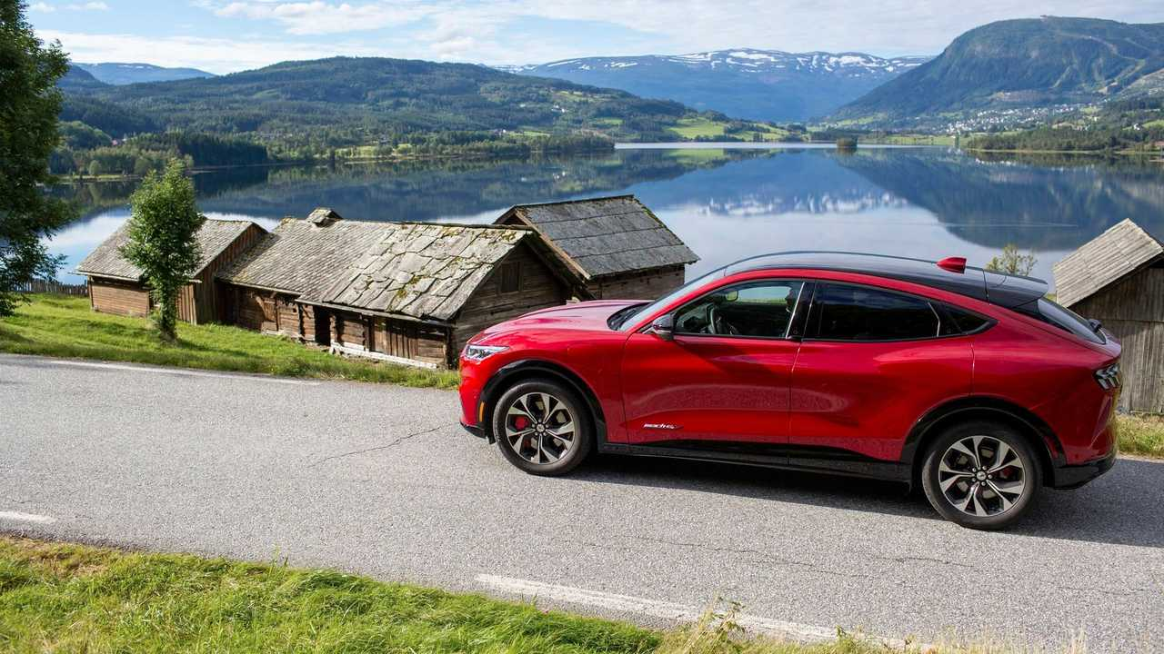 Ford Mustang Mach-E in Europe