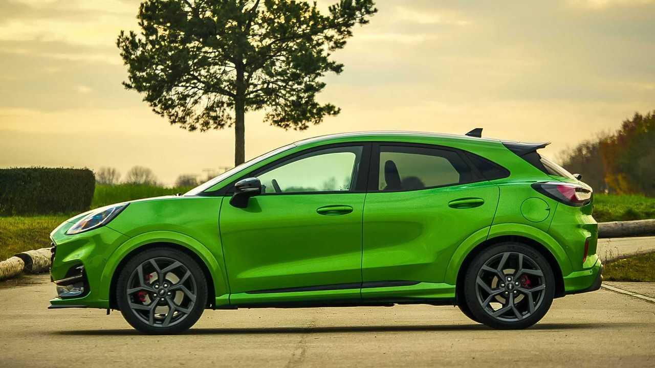 Ford Puma ST (2021)