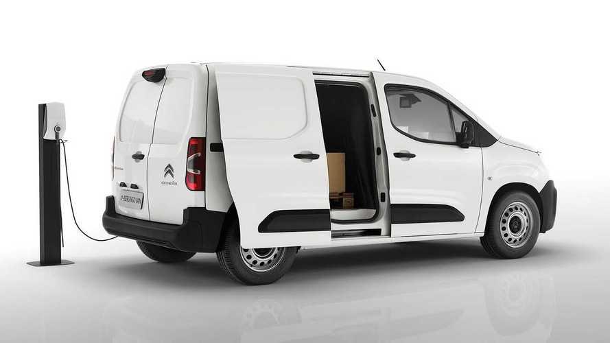 Citroën ë-Berlingo Van 2021: una furgoneta eléctrica 'made in Spain'