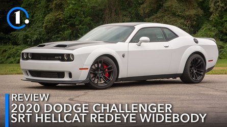 2020 Dodge Challenger Hellcat Redeye Review: Expectations Fulfilled