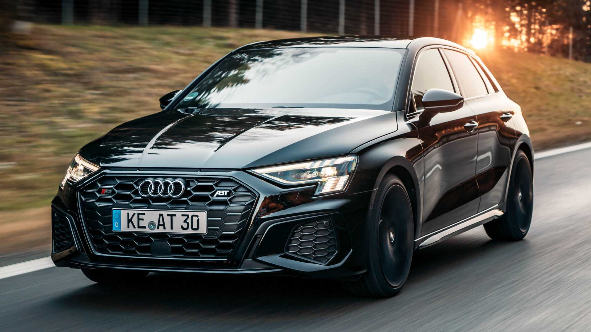 2021 Audi S3 Tuned By Abt To Nearly Rs3 Level Of Power