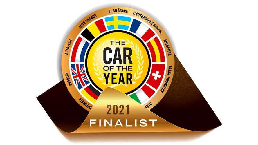 Here's The List Of 2021 European Car Of The Year Finalists