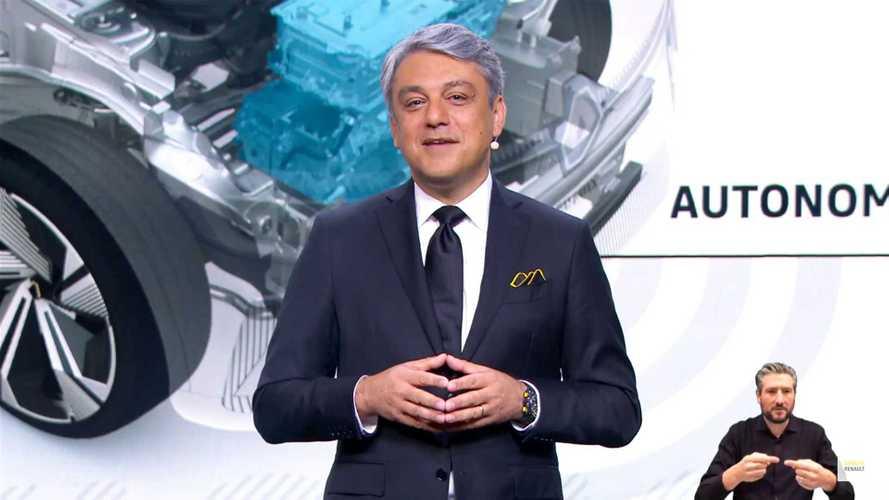 """Renault officialise sa """"Renaulution"""" et dévoile son plan stratégique"""