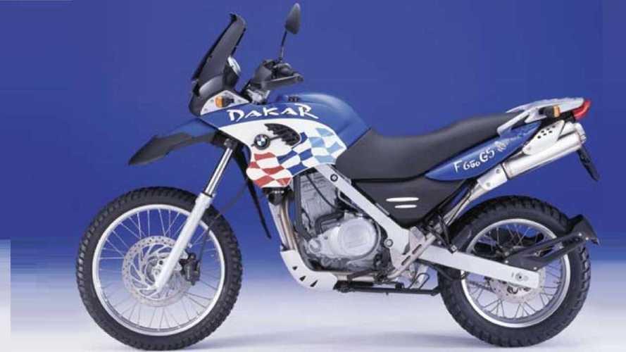 5 moto storiche ispirate dalla Dakar