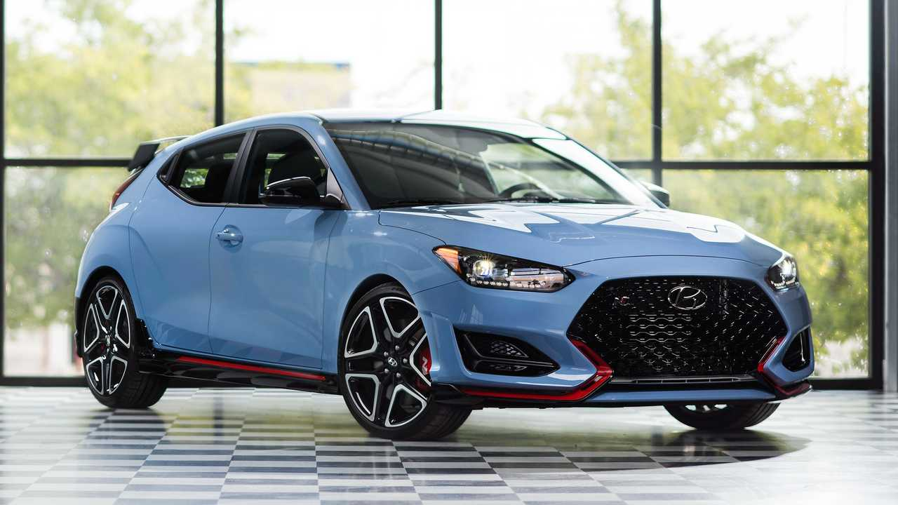 Hyundai Veloster not going to be discontinued