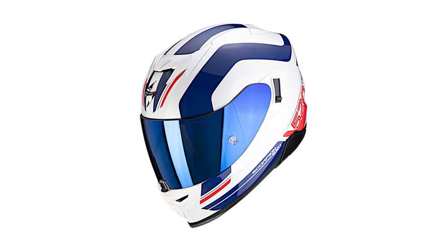 Scorpion Introduces EXO-520 Air Full-Face Helmet For 2021