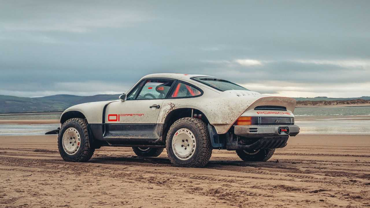 Singer Reveals Reimagining Of A Porsche 911 Safari With Epic Results