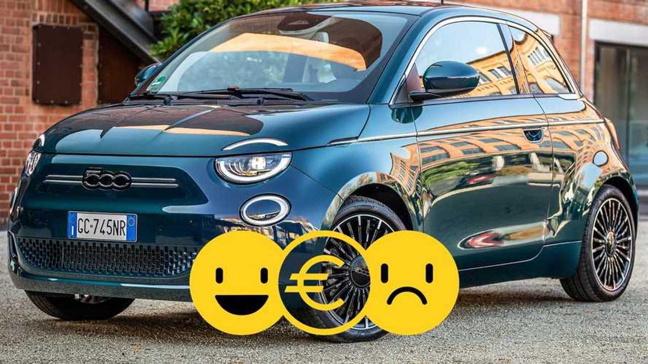 FIAT 500 Elettrica promo gennaio 2021