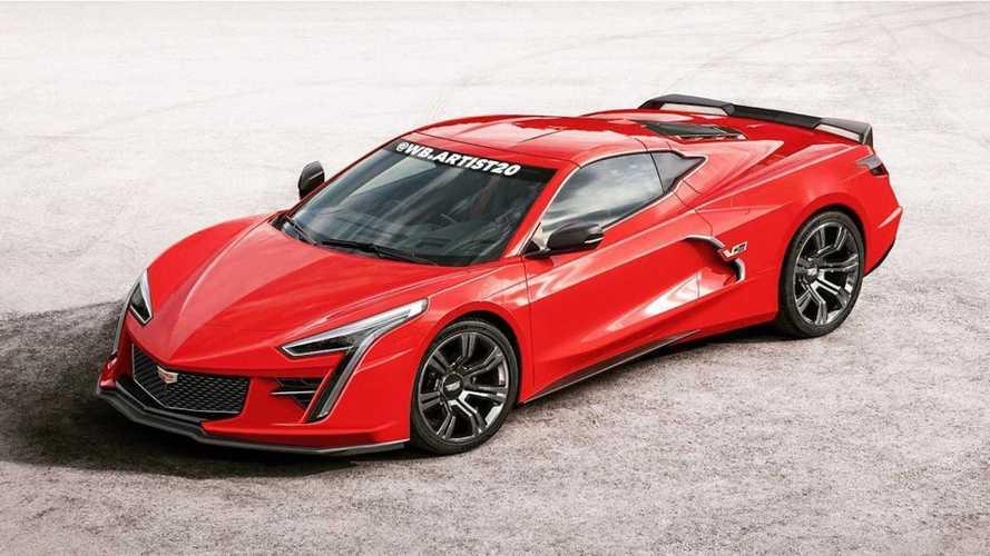 El Cadillac XLR resucita en este render, ahora basado en el Corvette C8