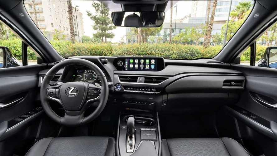 Lexus UX 300e 2021 primera prueba