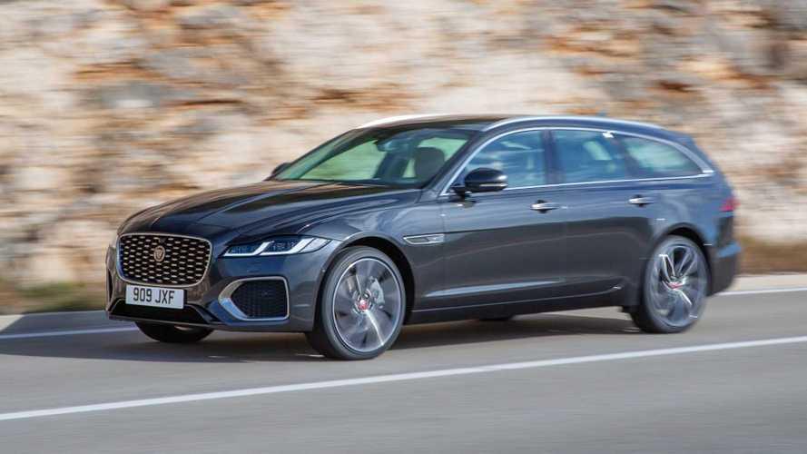Jaguar XF (2021) und XF Sportbrake Facelift: Alle Preise nun bekannt (Update)