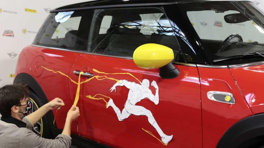 MINI Cooper SE The Flash