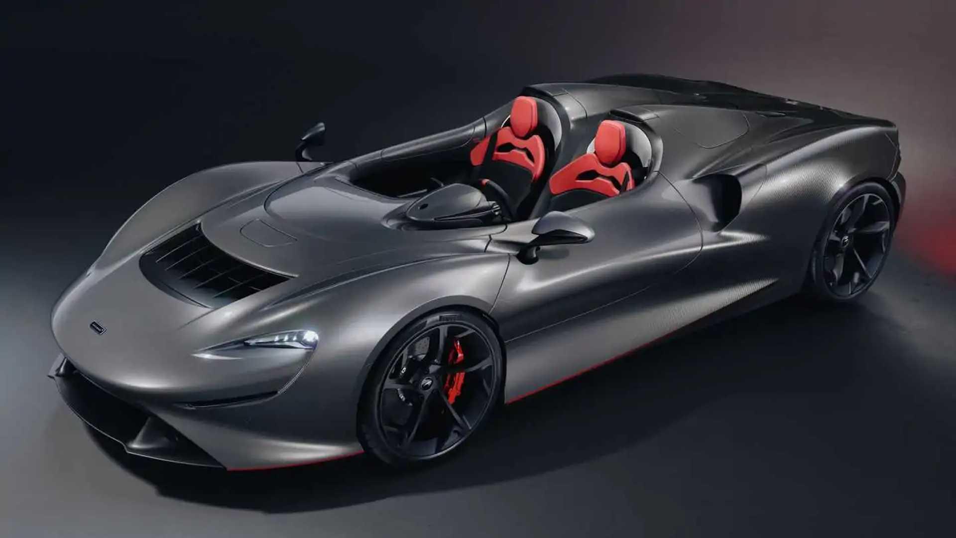 McLaren Elva Intensify