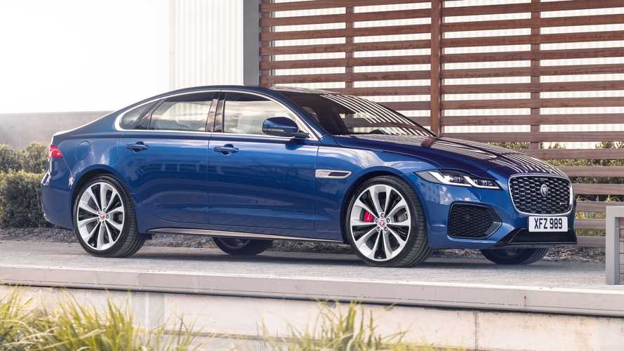 Jaguar XE And XF Production Paused Due To Supplier Problem