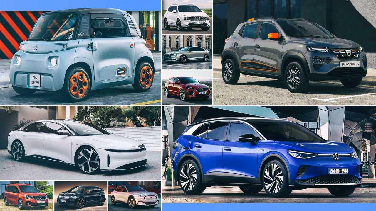 Auto-Neuheiten von Aston Martin bis VW