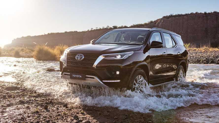Toyota SW4: nova geração é confirmada para 2022 com inédita versão híbrida