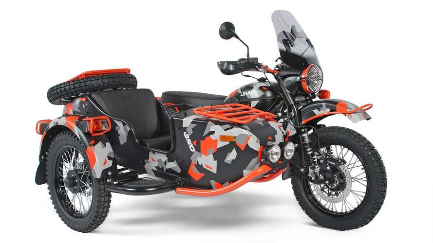 Ural Announces GearUp GEO Limited Edition