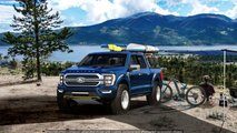 Ford F-150 Limited Hybrid SuperCrew By BDS Concept