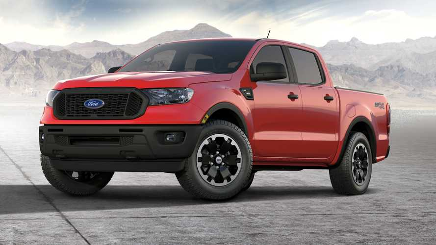 2021 Ford Ranger STX Special Edition Package Arrives With Added Style