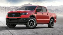 2021 Ford Ranger STX Special Edition Package