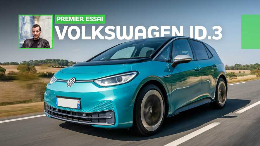 Essai Volkswagen ID.3 (2020) - Icône d'une nouvelle ère ?