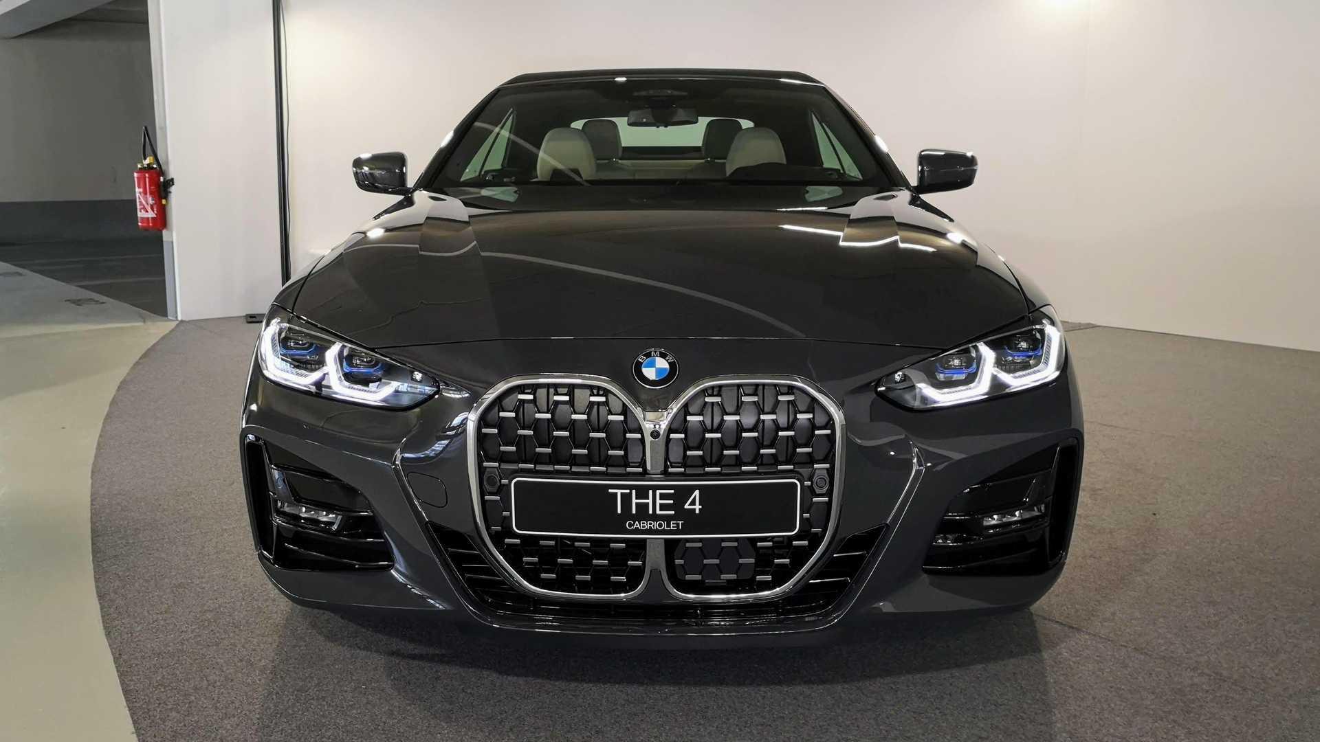 BMW Series 4 Cabriolet (2021) | Motor1.com Photos